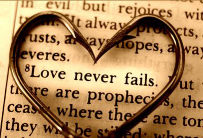 Love Never Fails .. Period
